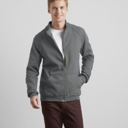 Premium Ring Spun Full-Zip Jacket Thumbnail